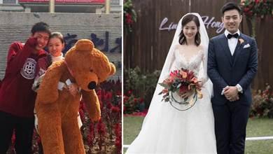 「2個人,3047天,從校園到婚紗」暖心戀愛9年、異國4年:他們再次證明,多遠的距離和時間終將敗給愛情!