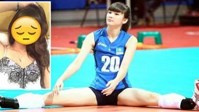 還記得排球正妹「莎賓娜」嗎?進軍日本後的她竟「完全走鐘」變網紅臉! 粉絲傻眼:妳誰?
