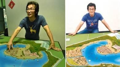 比迪士尼厲害!魏德聖豪撒135億「在台南建豐盛之城」2025年開張 超多種玩法「還要搭船越過海洋」
