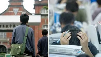 沒上建中!他被父親逼去街上「發500張落榜傳單」 淚崩「以為讀書能換來幸福」同學集體出手救他