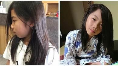 堅持留長髮!台南8歲男童「遭嘲笑丟東西」 歷時2年將頭髮剪掉「帥氣新模樣曝光」同學好慚愧