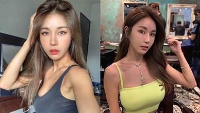韓國火辣DJ「SIENA」小麥膚色搭配性感曲線 充滿魅惑的野性氣息