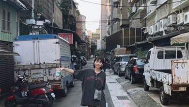 日本女星IG曬「遊台灣觀光照」背後街景卻讓網友吵翻了:丟臉!市容像貧民窟