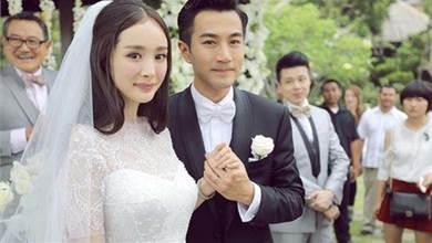 網友曬出楊冪劉愷威現身民政局的近照,劉愷威現場否認重婚傳聞