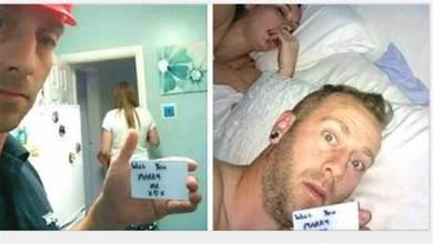 他用 5 個月時間把「妳願意嫁給我嗎?」隱藏在 148 張照片裡,讓網友們都感動了