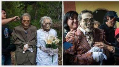 印尼殭屍節!每到這一天他們就會「把親人的屍體挖出來精心打扮一番」
