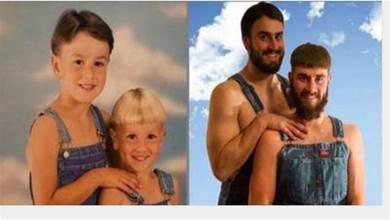15張「手足還原照」讓網友笑噴了:有些照片真的不適合重拍!