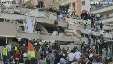 愛琴海7.0強震 已釀830人死傷