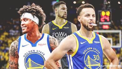 勇士新任第四巨頭:我不是杜蘭特那種的大咖球星,但和Curry搭檔就有機會奪冠!